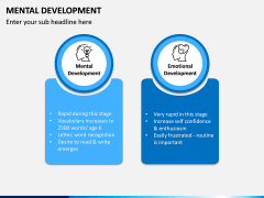 Mental Development PPT Slide 2