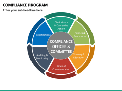 Compliance Program PPT Slide 20