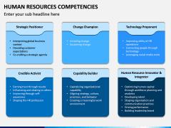 HR Competencies PPT Slide 5