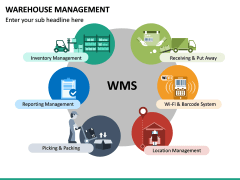 Warehouse Management PPT slide 13