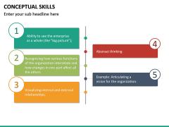 Conceptual Skills PPT Slide 15