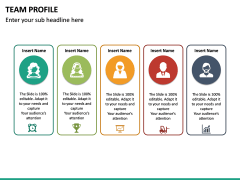 Team Profile PPT Slide 31