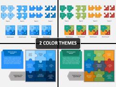 Jigsaw Method of Teaching PPT Cover Slide