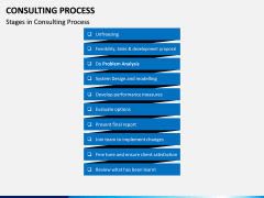 Consulting Process PPT Slide 9