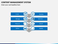 Content Management System (CMS) PPT Slide 8