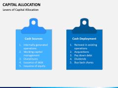 Capital Allocation PPT Slide 13