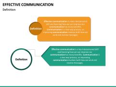 Effective Communication PPT slide 17