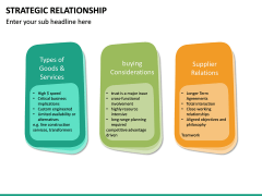 Strategic Relationship PPT Slide 23