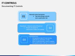 IT Controls PPT Slide 6