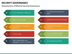 Security Governance PPT Slide 25