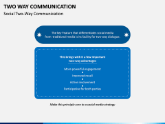Two Way Communication PPT Slide 12