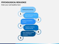 Psychological Resilience PPT Slide 13