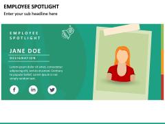 Employee Spotlight PPT Slide 25