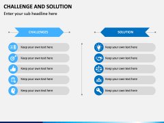 Challenge and Solution PPT Slide 5