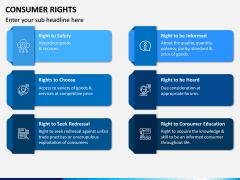 Consumer Rights PPT Slide 4