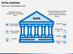 Retail Banking PPT slide 1