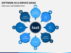 Software as a Service (SaaS) PPT Slide 4