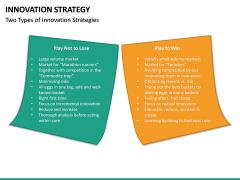 Innovation Strategy PPT Slide 17