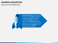 Business Acquisition PPT Slide 1
