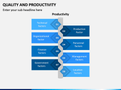 Quality and Productivity PPT Slide 11