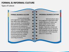 Formal and Informal Culture PPT Slide 6