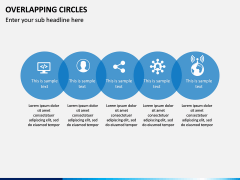 Overlapping Circles PPT Slide 12