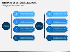 Internal Vs External Factors PPT Slide 2