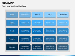 Roadmap PPT Slide 19
