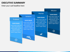 Executive Summary PPT Slide 4