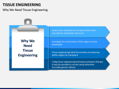 Tissue Engineering PPT Slide 2