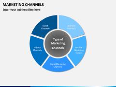 Marketing Channels PPT slide 11