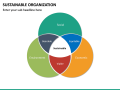 Sustainable Organization PPT Slide 20