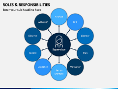 Roles and Responsibilities PPT Slide 10