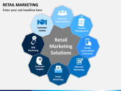 Retail Marketing PPT slide 3