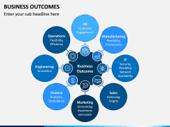 Business outcomes PPT slide 1