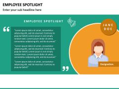 Employee Spotlight PPT Slide 33