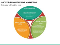 Above and Below the Line Marketing PPT Slide 17