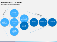 Convergent thinking PPT slide 5