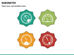 Barometer Icons PPT Slide 24