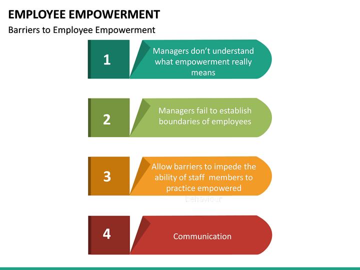 employee empowerment powerpoint template