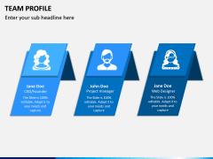 Team Profile PPT Slide 8