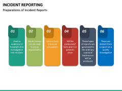 Incident Reporting PPT Slide 26