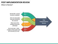 Post Implementation Review PPT Slide 28