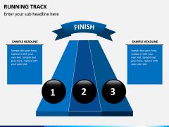 Running Track PPT Slide 3
