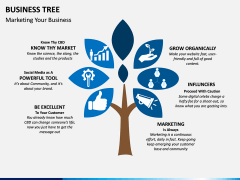 Business Tree PPT Slide 5