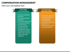 Compensation Management PPT Slide 29