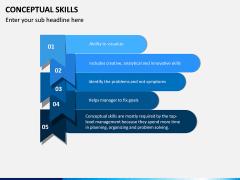 Conceptual Skills PPT Slide 8