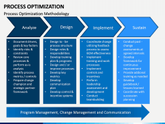 Process Optimization PPT Slide 8