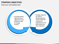 Strategic Objectives PPT Slide 2