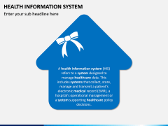 Health Information System PPT slide 2